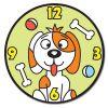 Часы для раскрашивания цв.песком   23х23 см   №209
