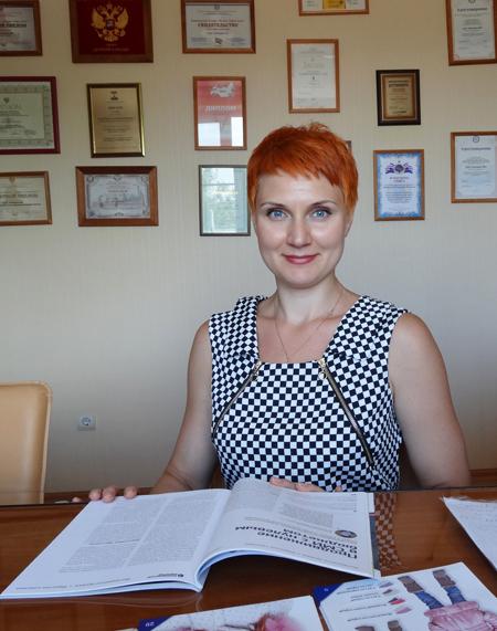 Ольга Кабаргина